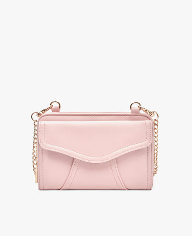 Marie Diabetes Mini Crossbody - Blush