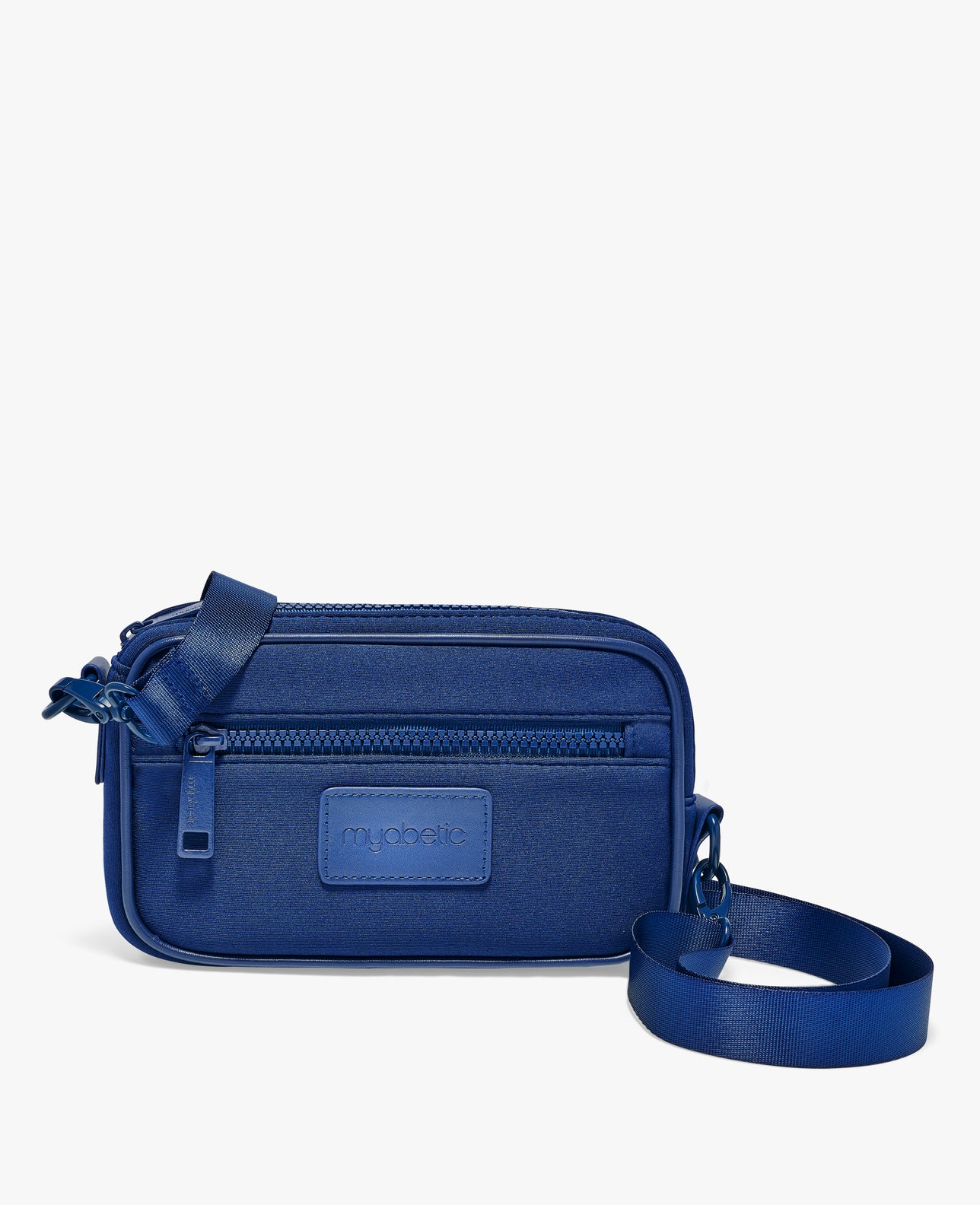 color:navy neoprene