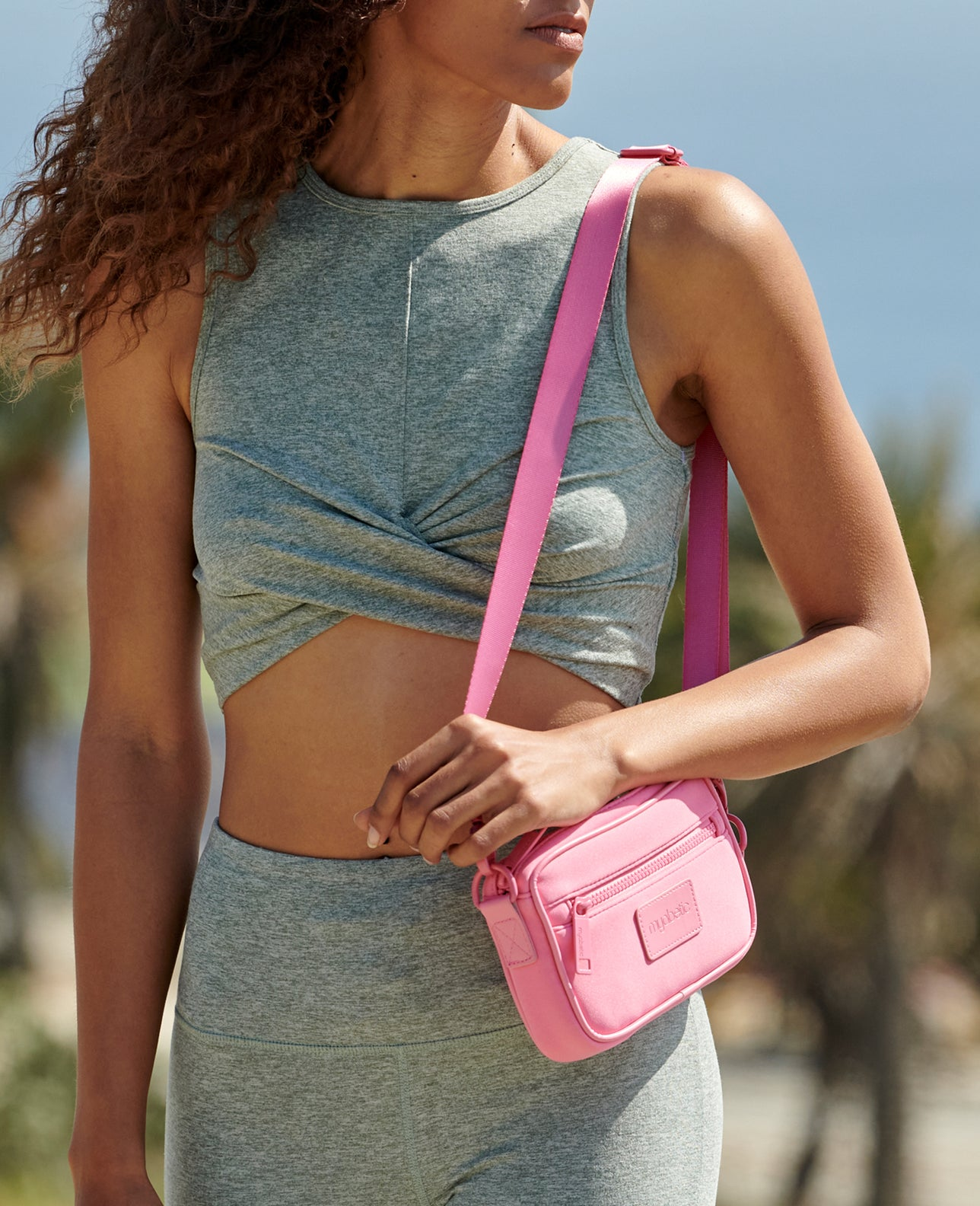 color:pink neoprene