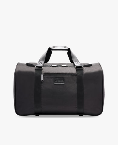 Simmons Diabetes Duffel Bag - Black Ballistic Nylon