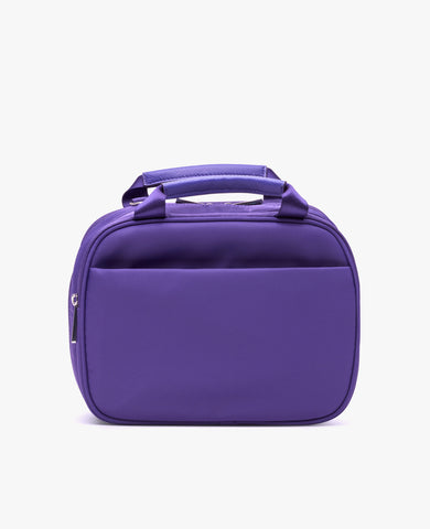 Thompson Diabetes Travel Carry-All - Purple Nylon