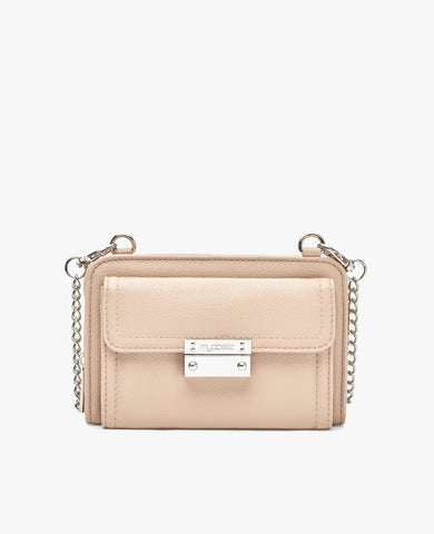 Tina Diabetes Mini Crossbody - Sandcastle