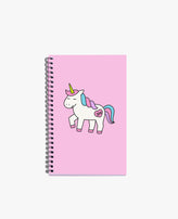 Notebook: Unicorn