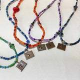 Group of stretch necklaces/bracelets with Colorado charms