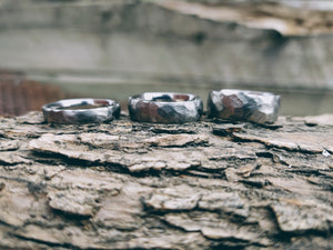 Anvil Rings | Ring Widths | Comparison of Ring Widths | What Ring Width Should I order?