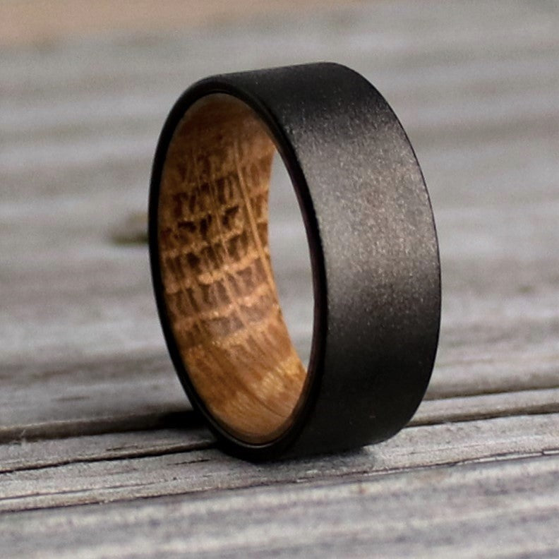 Bourbon Whiskey Barrel Ring | Northbands