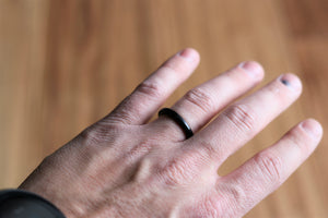Northbands Ring Sizer, Checking Ring Size at home, Men's Wedding Rings