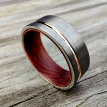 Rose Gold Desert Ironwood Ring | Northbands