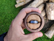 Wedding Ring with box | Anvil Rings
