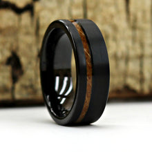 Whiskey Barrel Engagement Ring | Northbands