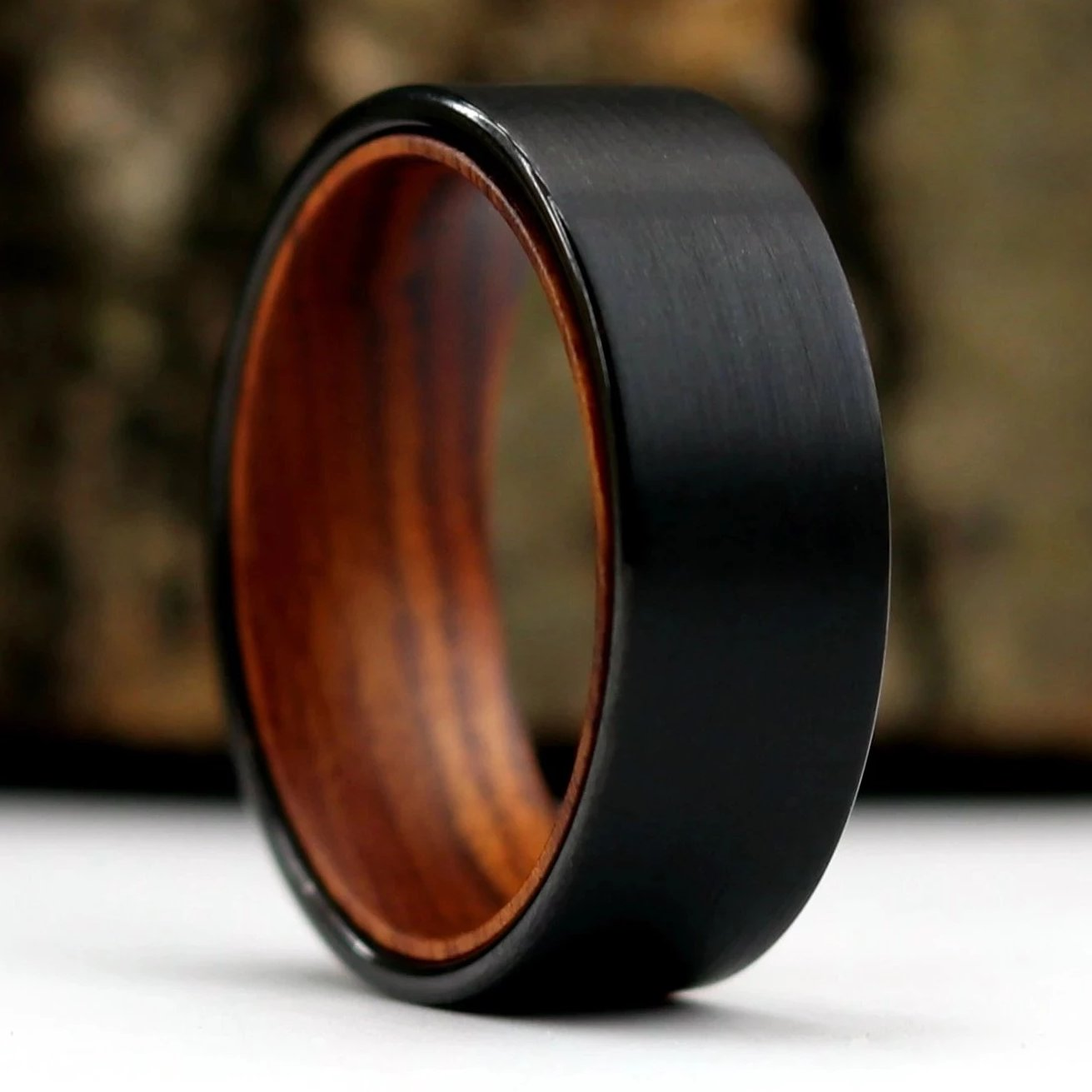 Desert Ironwood Ring | Northbands