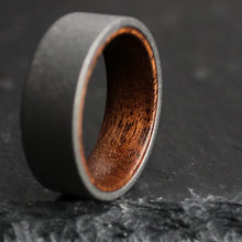 Load image into Gallery viewer, WW2 Ring | M1 Garand Wood Ring | Northbands