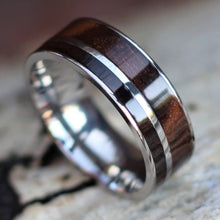 Load image into Gallery viewer, [Buy Unique Men's Wedding Rings Online] - Northbands