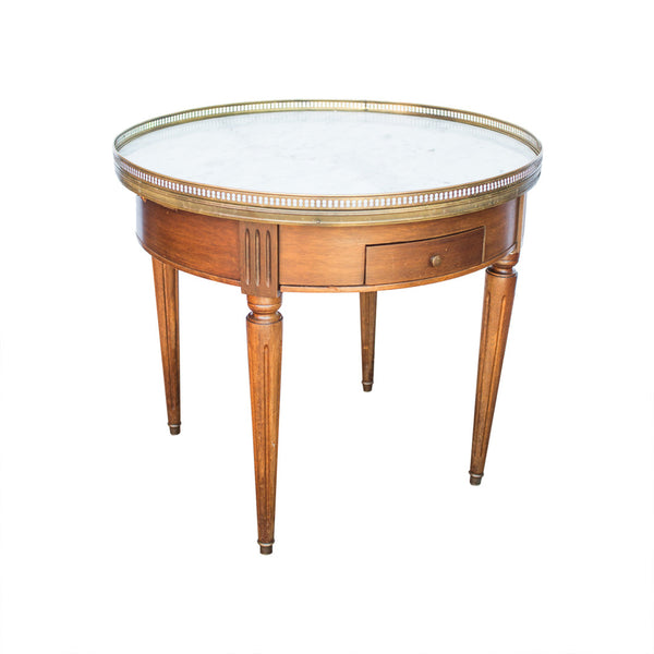 Mahogany Louis XVI style Side Table France 19th C.