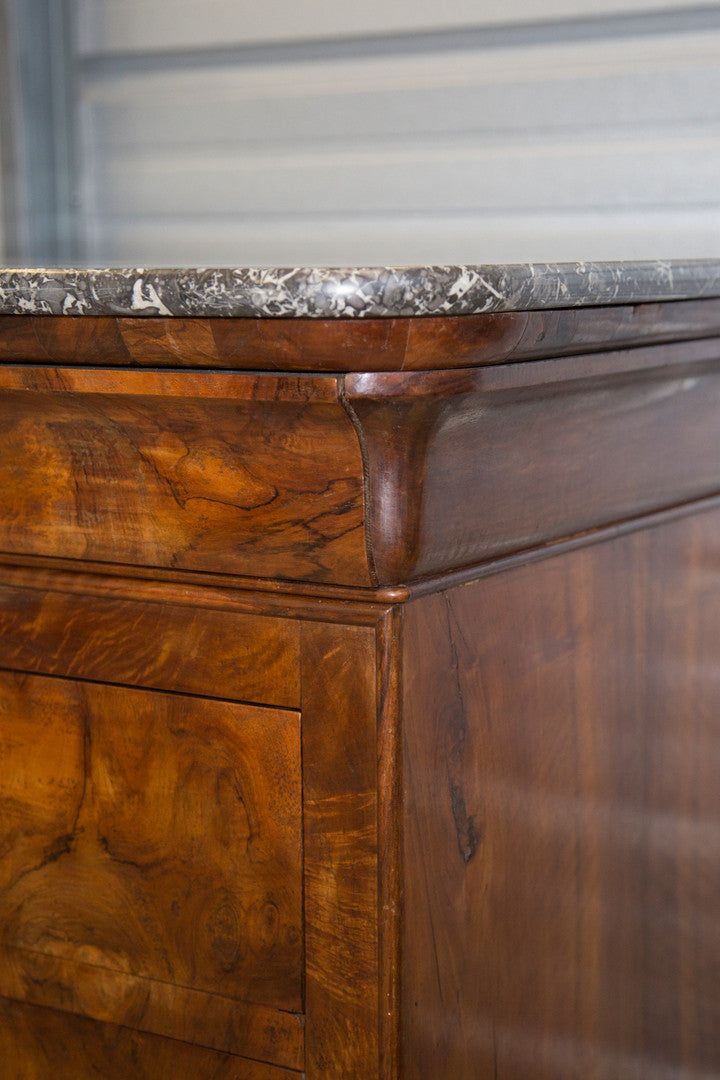 19th C Antique French Commode