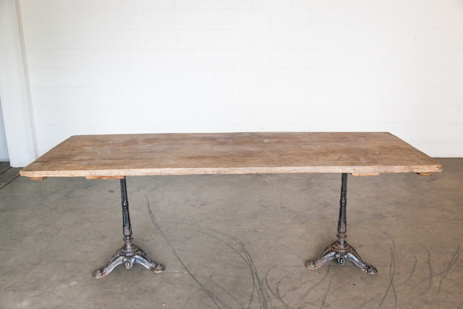 Vintage Paris Farm Bistro Table
