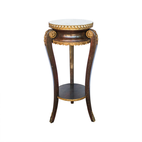 Louis XV style Antique French End Table