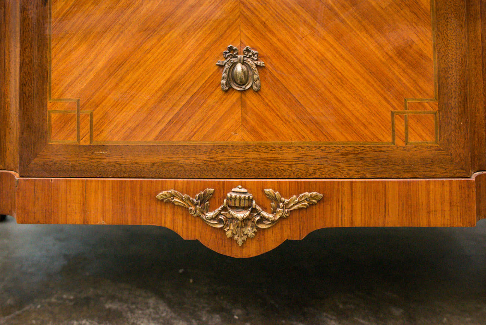 French Louis XVI Style Dresser