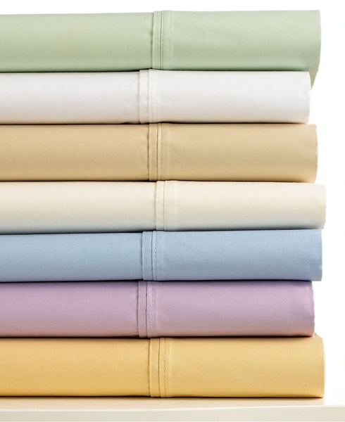 620 TC Queen Size Sheet Set-6 Piece 100% Combed Cotton