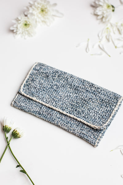 Marled Crochet Clutch Pattern