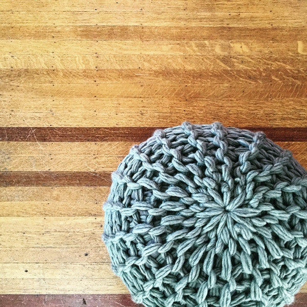Fabulous Floor Pouf Kit