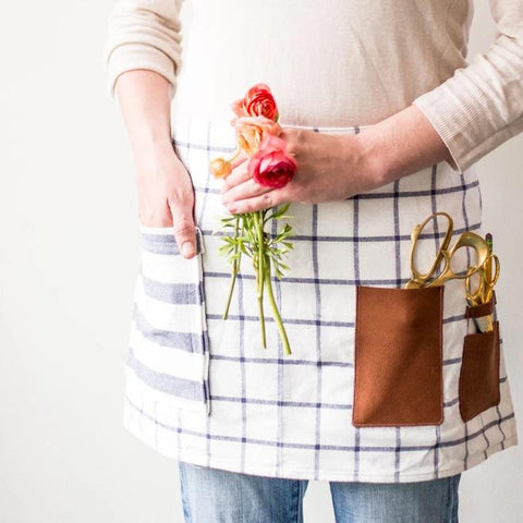 Dishtowel Utility Apron Kit