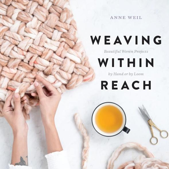 Autographed Copy of Weaving Within Reach