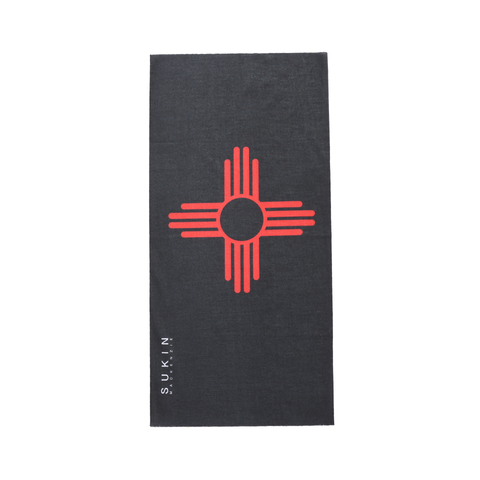 New Mexico State Flag Bandana Tube G08 NM