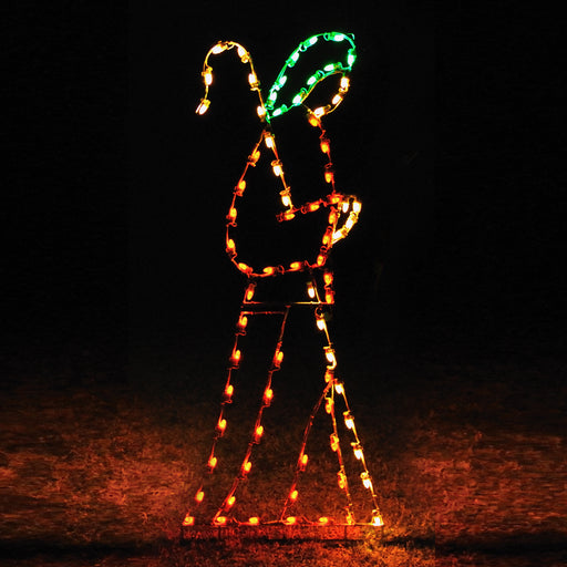 outdoor, indoor, LED, bulb, lights, quality, durable, commercial-grade, light motif, religious, Christmas, holiday, aluminum, decoration, giant, life-sized, shepherd, religious, nativity