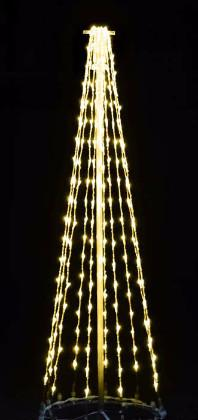 6 Ft. LED 3-D Tree