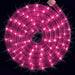 Pink, rope light, roll, splice, cut to size, commercial-grade, outdoor, Christmas, holiday, LED, quality, durable, 2021