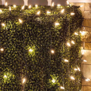 M5 LED Cool White Net Lights, outdoor lights, Christmas lights
