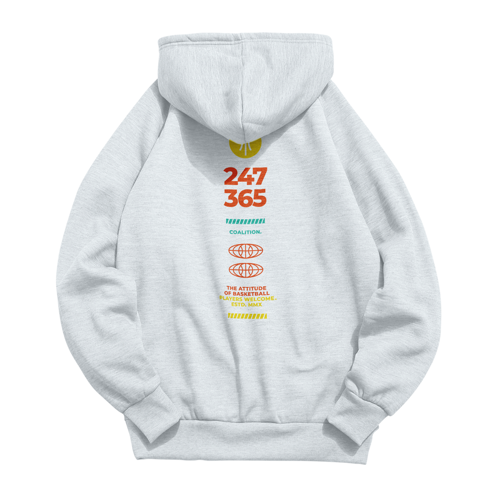 Full Court - The Coalition Hoodie Hoodie - Hoop Culture