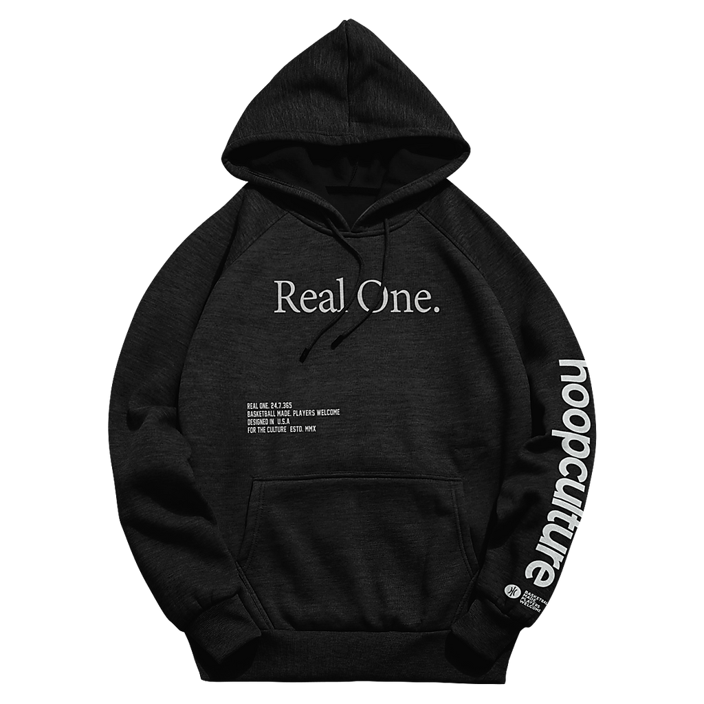 Real One - The Coalition Hoodie Hoodie - Hoop Culture