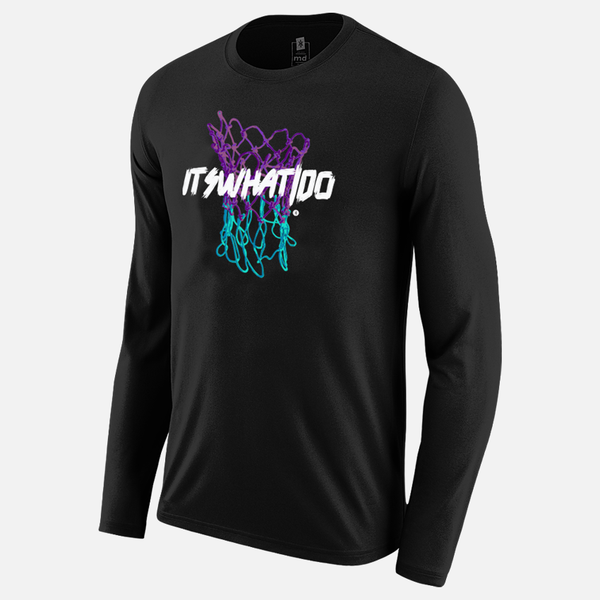 It'sWhatIDo Active Long Sleeve - Kids Long Sleeve - Hoop Culture