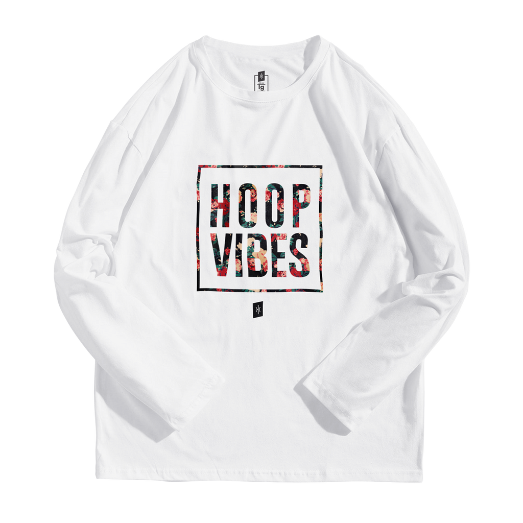 Hoop Vibes -  Active Long Sleeve