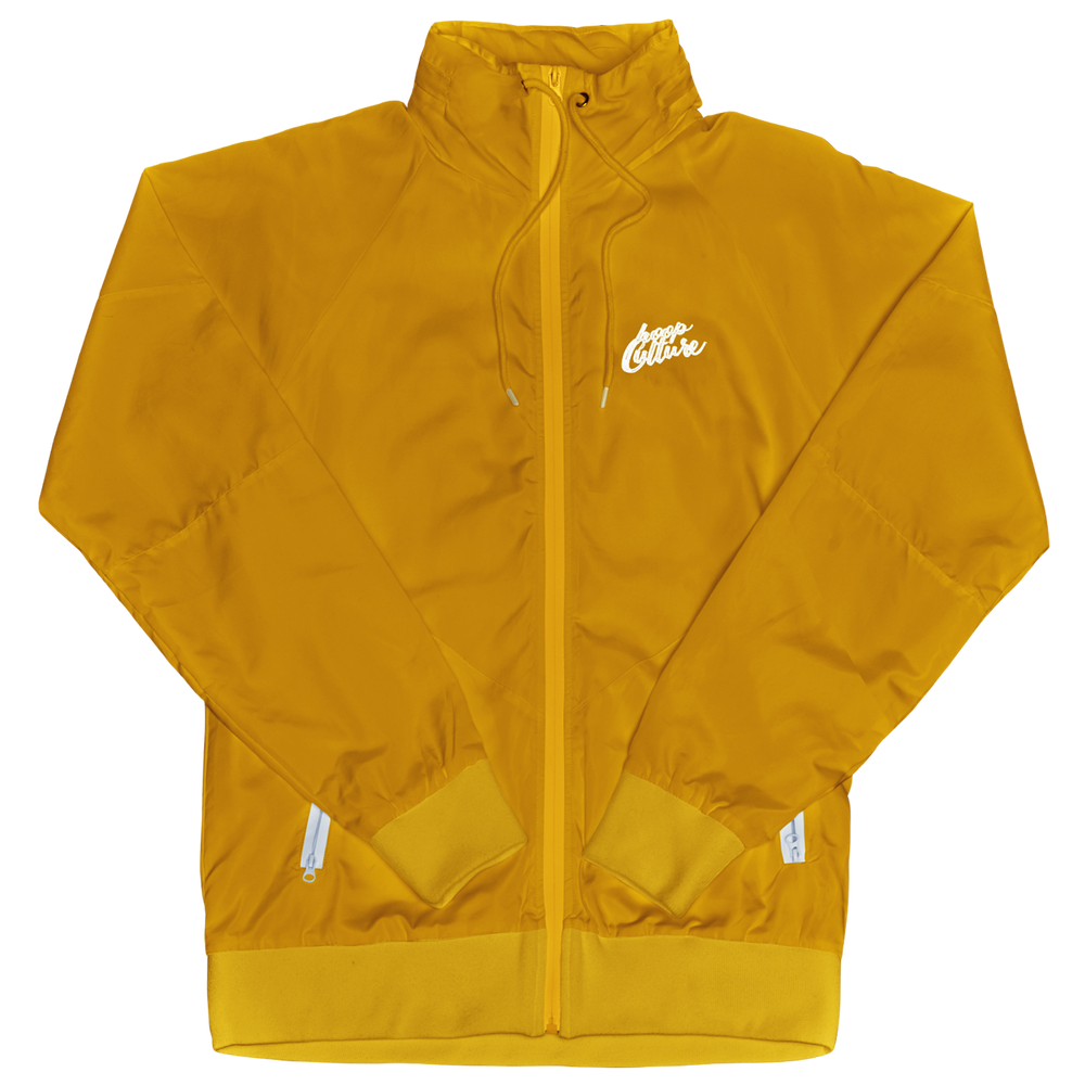 Gold Dust Opus Windbreaker Jacket - Hoop Culture