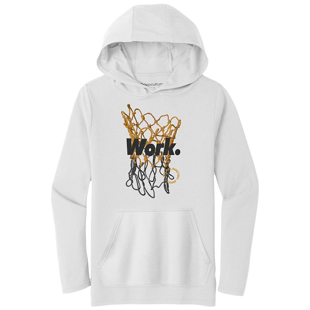 NetWork - Poly Lite Hoodie Active Wear - Hoop Culture