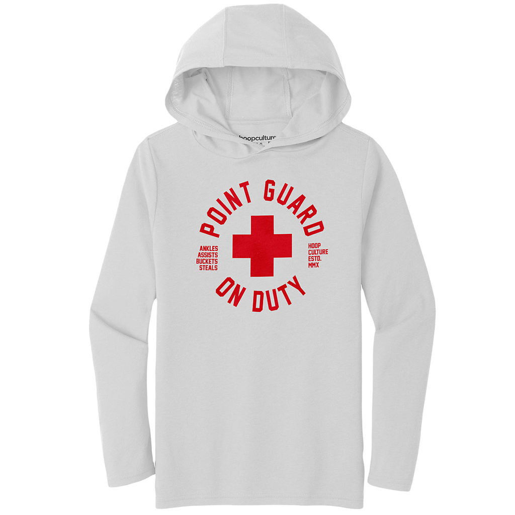 Point Guard Lite Poly Hoodie