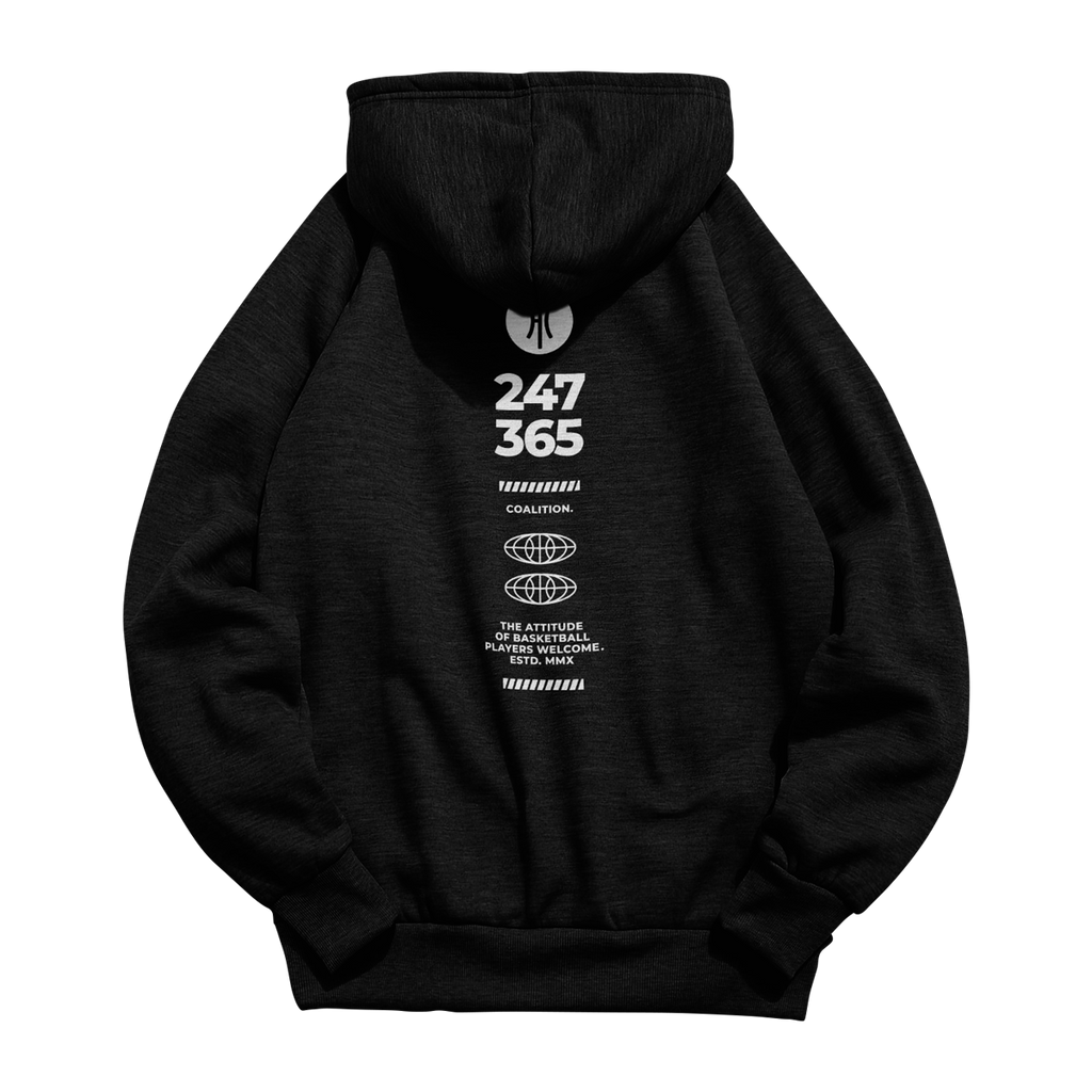 Full Court Life - Players Welcome  Hoodie Hoodie - Hoop Culture