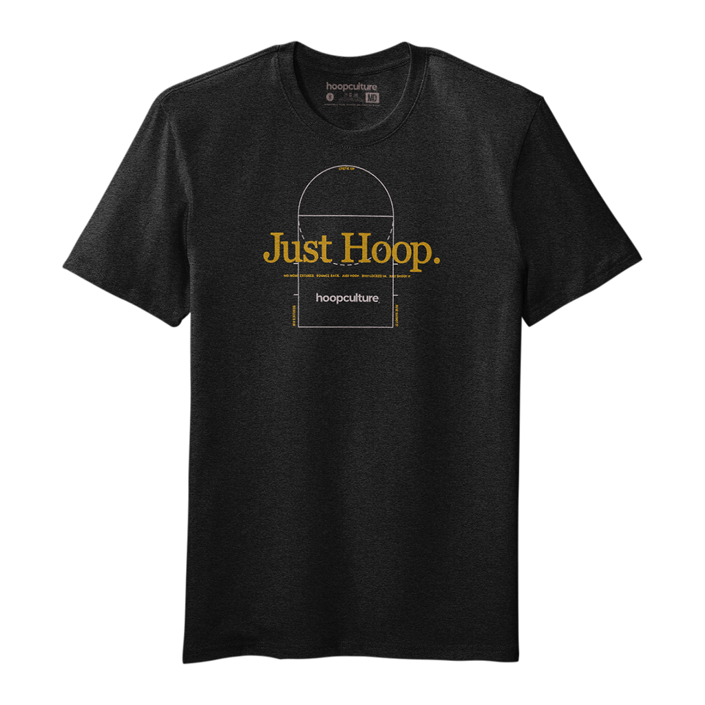 Just Hoop T-Shirt - Hoop Culture