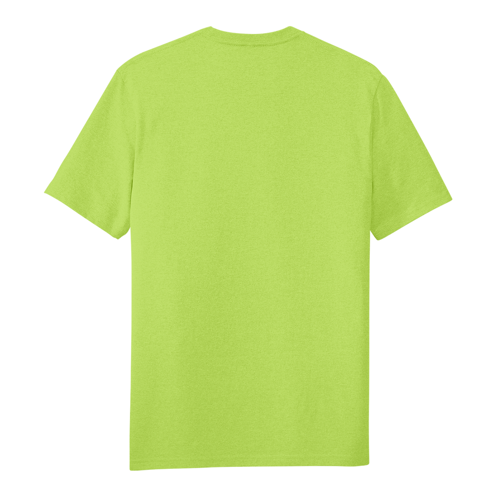 Because Basketball Neon T-Shirt T-Shirt - Hoop Culture