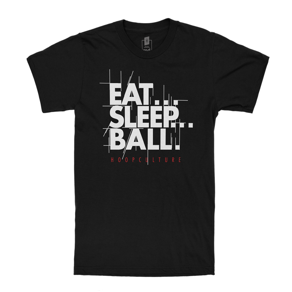 Eat Sleep Ball Classic T-Shirt - Kids T-Shirt - Hoop Culture
