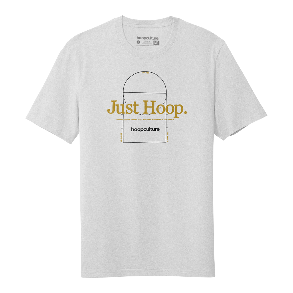 Just Hoop T-Shirt T-Shirt - Hoop Culture