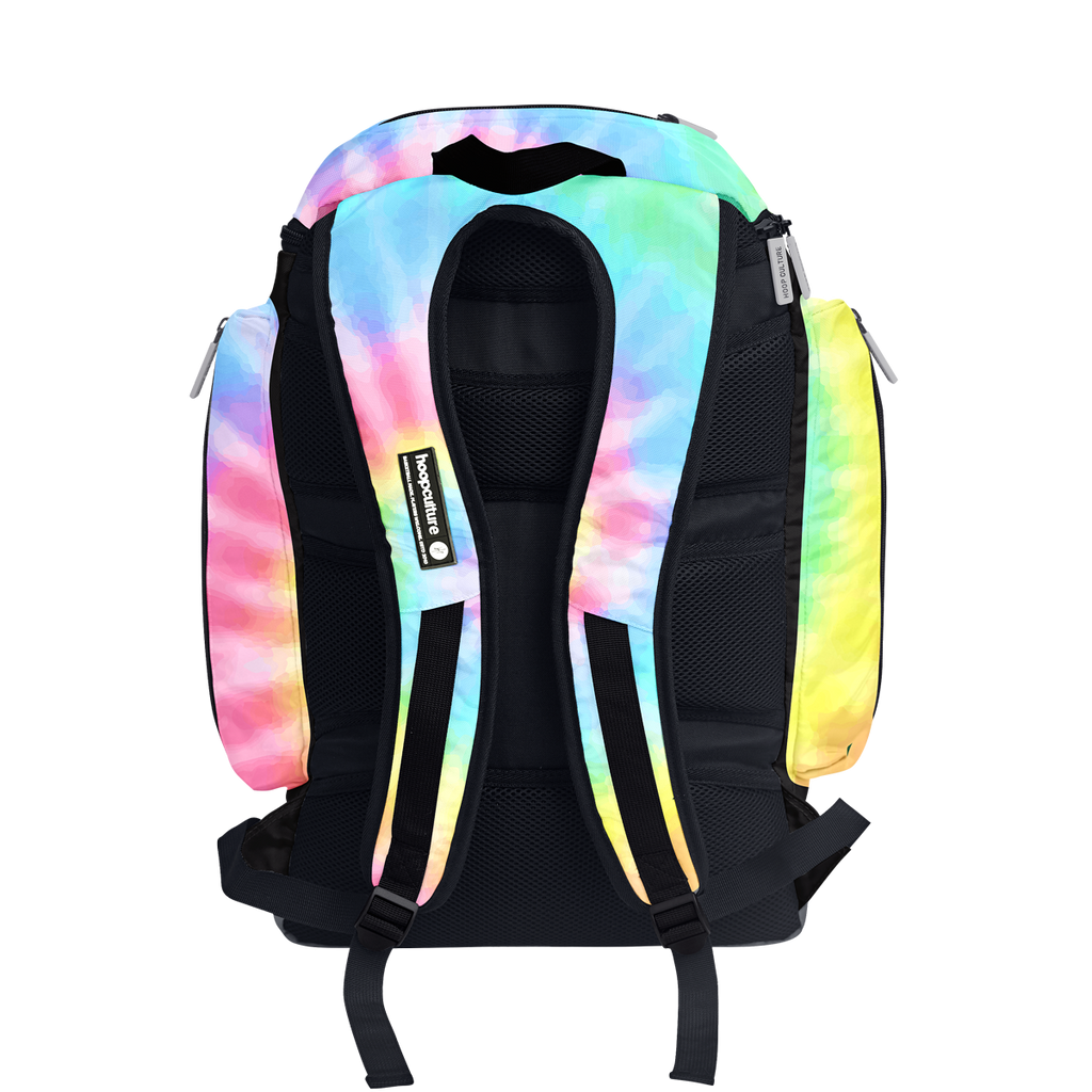Tie Dye Burst Classic Backpack Bags & Backpacks - Hoop Culture