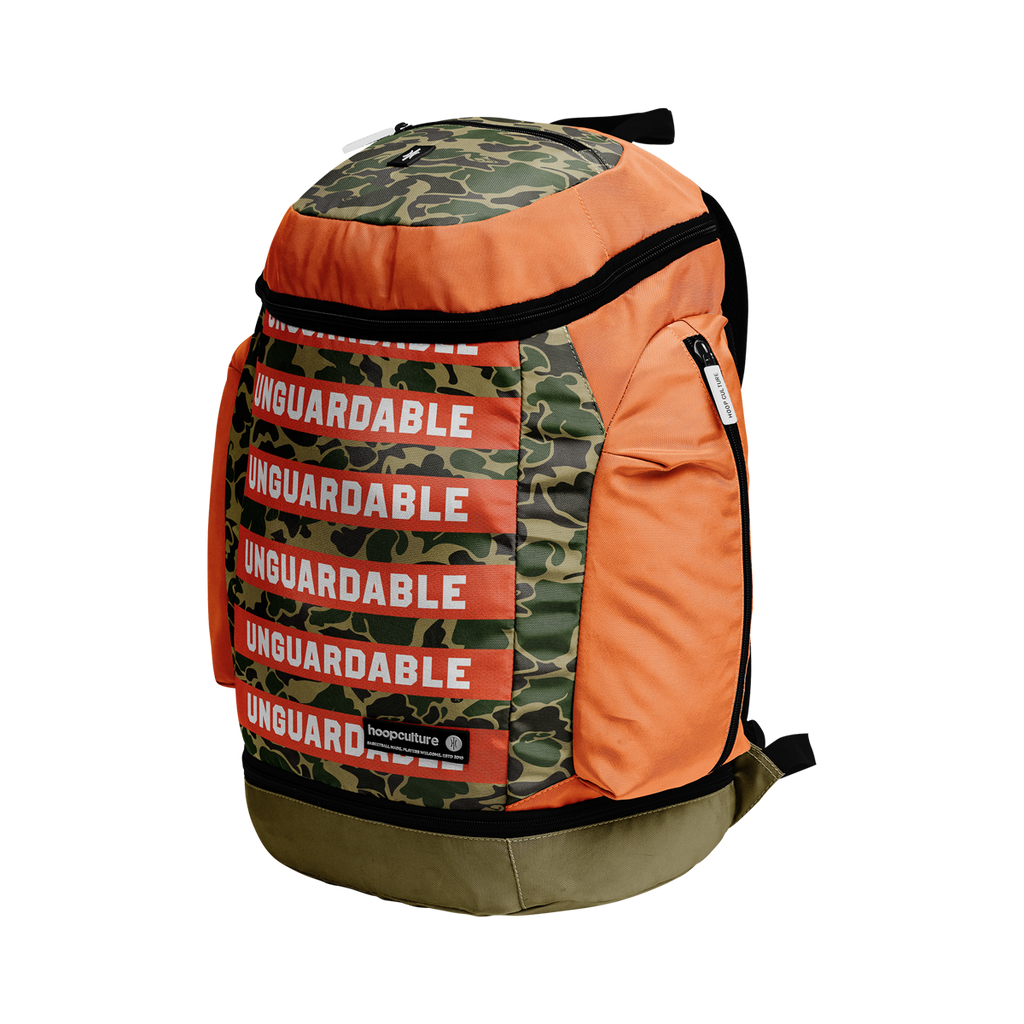 UNguardable Classic Backpack Bags & Backpacks - Hoop Culture