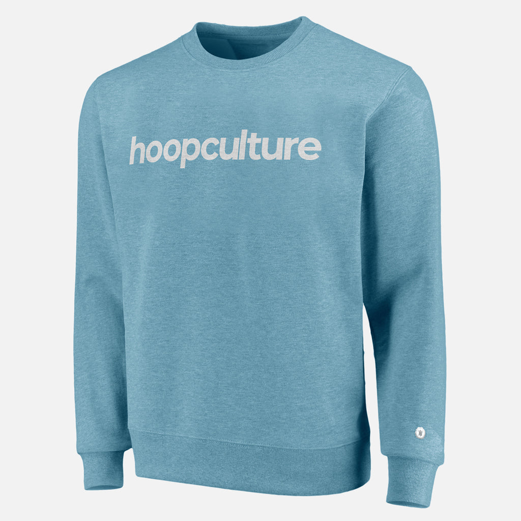 Hoop Culture Dyed Crew Neck Crew Sweater - Hoop Culture