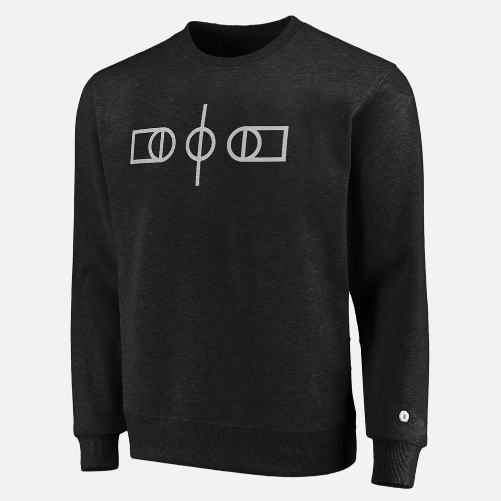 Full Court Life Dyed Crew Neck Crew Sweater - Hoop Culture