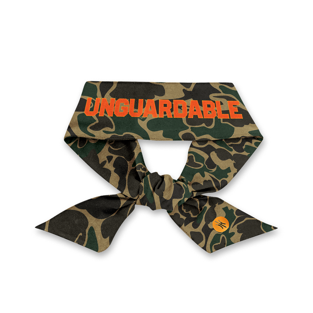 UNguardable  Dri Headband Headbands - Hoop Culture