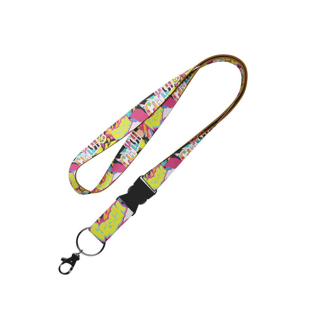 Fresh Culture Lanyard Lanyard - Hoop Culture